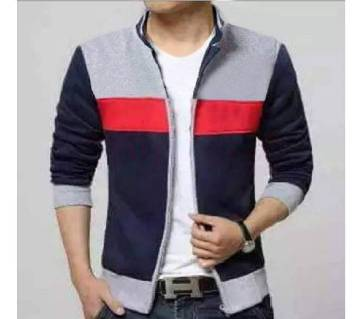 Gents Regular Fit Cotton Jacket