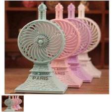 Portable usb paris tower fan