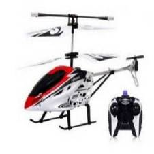 Remote control helicopter with adopter