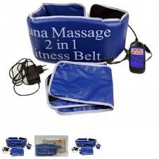 Sauna Massage 2 in 1 Fitness Belt