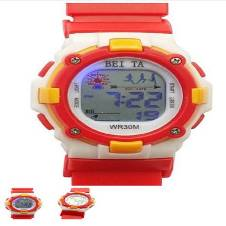 Wrist watch for kids - Red