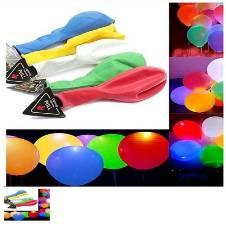 Color Changing Magic LED Balloon - 5 pcs