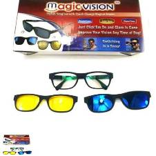 Magic Vision Magnet Sun glass