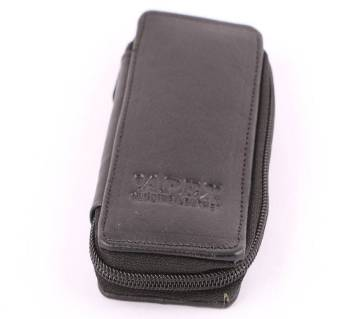 Key ring Leather wallet