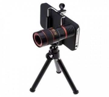 8X Zoom Telescope Lens