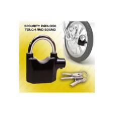 Security Alarm Lock - Black