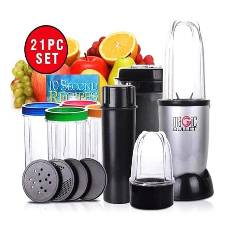 MAGIC BULLET Blander -21 Pis set