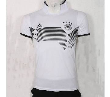 Germany Away Football Jersey  2018 copy