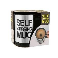 Self String Mug - Black