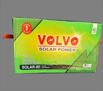 VOLVO SOLAR BATTERY 130AH