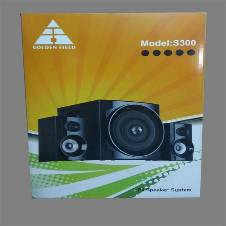 Golden Field 2.1 Speaker System