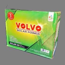 VOLVO SOLAR BATTERY 30AH