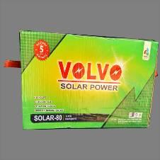 VOLVO SOLAR BATTERY 80AH