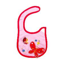 Pink Butterfly বেবি ন্যাপকিন