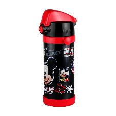 Black Mickey Mouse Thermos ফ্লাস্ক