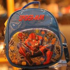 Kids School Bag ( spider- man)