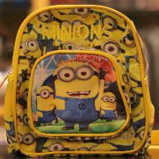 Minion school bag for kids