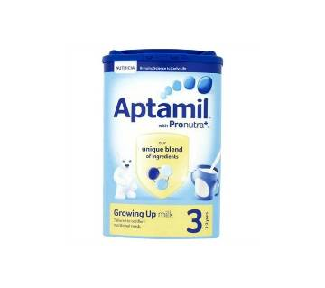 Aptamil 3 Growing Up Milk 900g (UK)