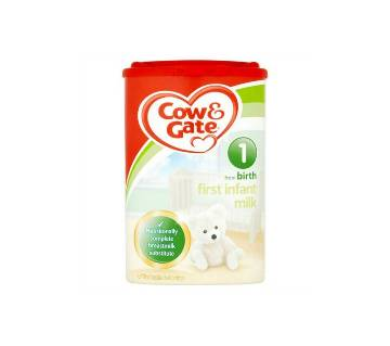 Cow & Gate 1 First Infant Milk 900g (UK)