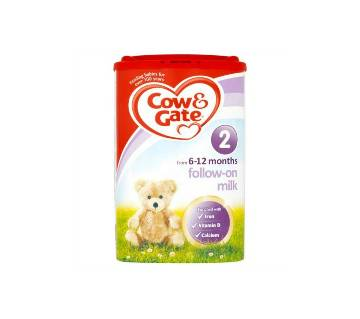 Cow & Gate 2 Follow-On Milk 900g (UK)