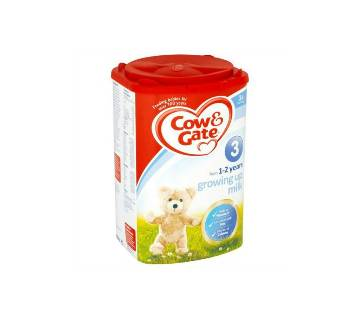 Cow & Gate 3 Growing Up Milk 900g (UK)