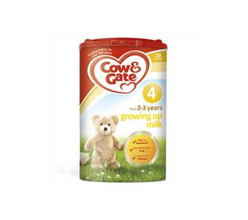 Cow & Gate 4 Growing Up Milk 900g (UK)