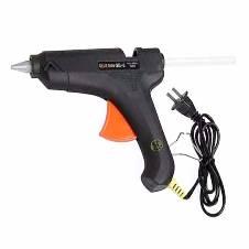 Electrical hot melt glue gun