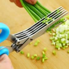 Stainless Steel Kitchen Scissors (5 Layers)