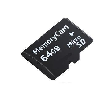 Memory Card-64GB