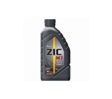 ZIC M7 10W-40 (VHVI TECH) SYNTHETIC Engine Oil