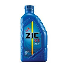 SK ZIC X5 20W50 SEMI SYNTHETIC ENGINE OIL