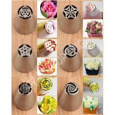 RUSSIAN Cake Decorator Najal Set (8 Pieces)