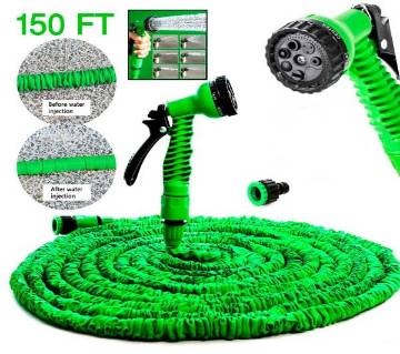 Magic Hose Pipe 50 feet (Up to Extendable)