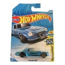 Hot Wheels Fairlady 2000 Metal টয় কার - ব্লু