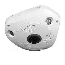 360 Degree VR Panoramic Camera - White