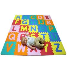 Foam ফ্লোর আলফাবেট Puzzle ম্যাট BIG - Multicolour