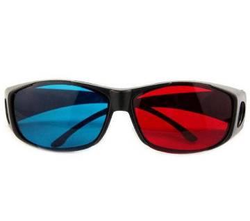 Hi-Performing 3D Vision Glasses for Non 3D Screen