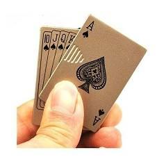 Lighter gas card