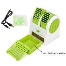 USB Mini Fan Air Conditioner
