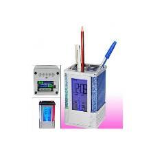 Digital alarm table clock