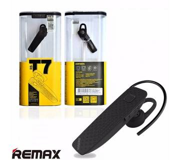 REMAX T7 Bluetooth Headset