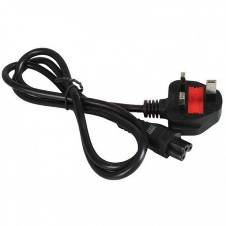 Power Cord Cable for Laptop and other Work - Black