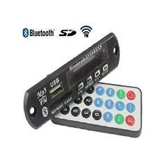 Bluetooth USB Audio Mp3 Music Speaker kit