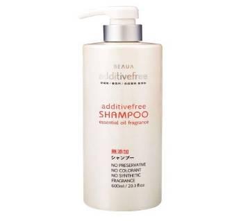 Additive free Shampoo