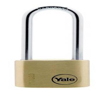 Yale Y110301501 Padlock Long Shackle 30mm