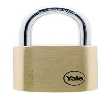 Yale Y110401231 Solid Brass Padlock