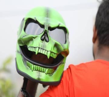 Skull open হেলমেট