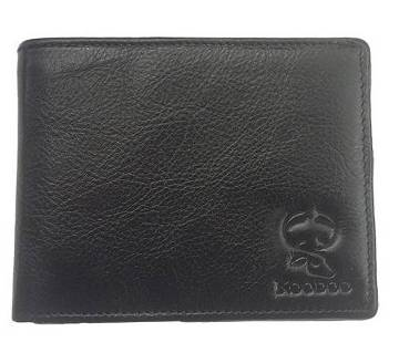 Genuine Leather Wallet for Men with ID Window, Card Holders