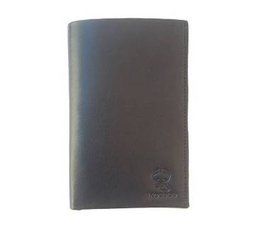 100% Genuine Leather Long Wallet for Men with Card Holders