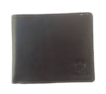 Genuine Leather Wallet for Men with Card Holders, ID Window